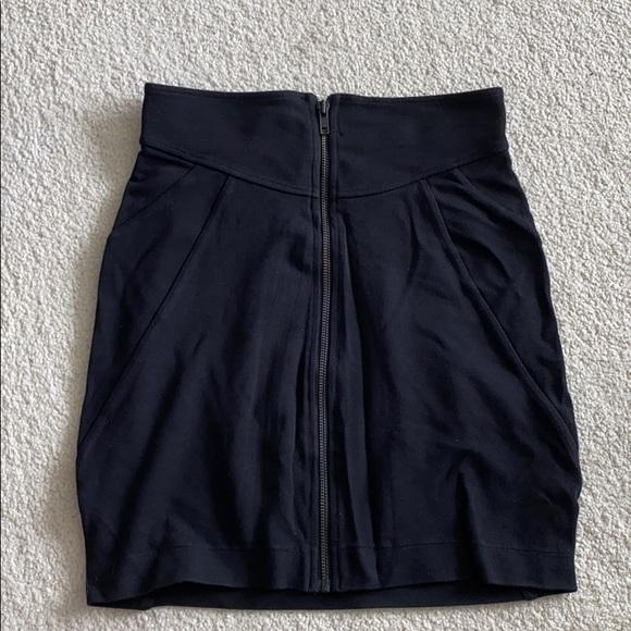 Talula black skirt size 2